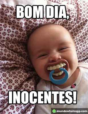 Bom Dia Inocentes Status E Imagens