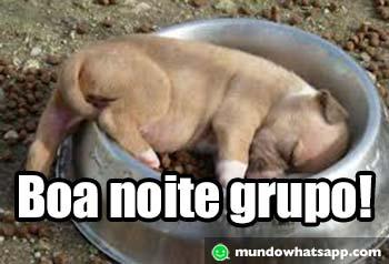 Noite Grupo Status E Imagens