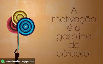 Motivação é Gasolina Status E Imagens
