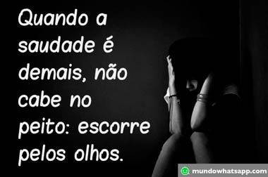 saudade_escorre