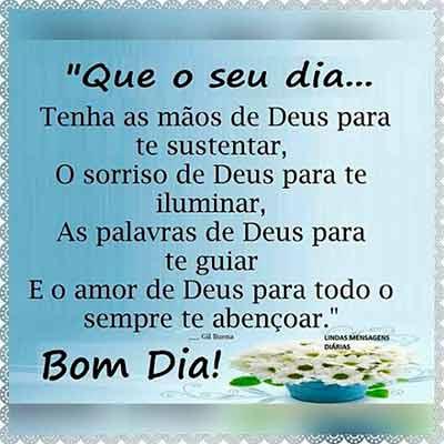 Bom Dia Whatsapp Imagens Mundo Whatsapp