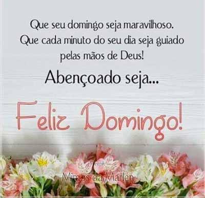 Tag Frases De Bom Dia Domingo Lindo